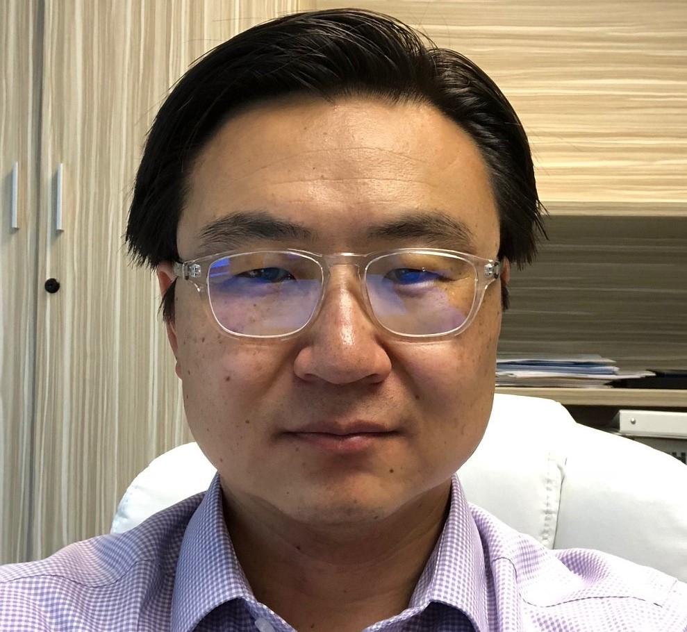 John Ro </br> CFO